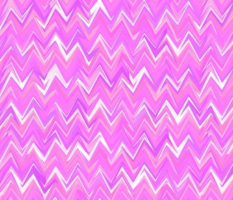 pink tourmaline zigzag