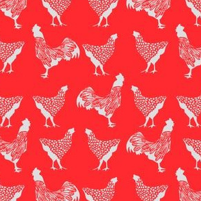 Chicken Red