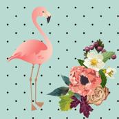 Flamingos de Outono