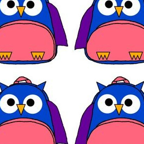 Owl Animal Backpack