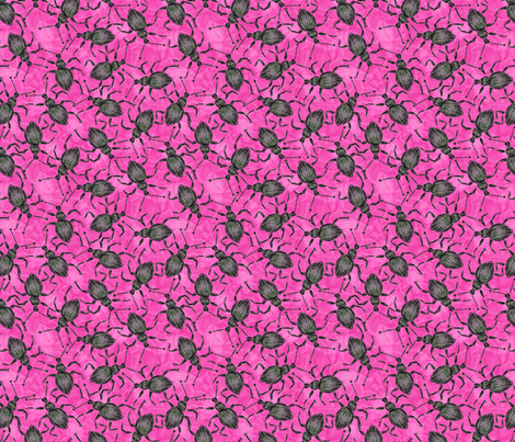 beetile_tile_spoonflower_competition fabric by rosiejiggins on Spoonflower - custom fabric