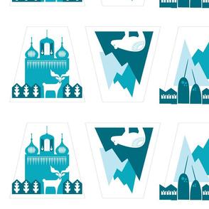 Polar Thimbles