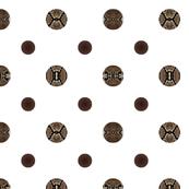 Python Polka Dot