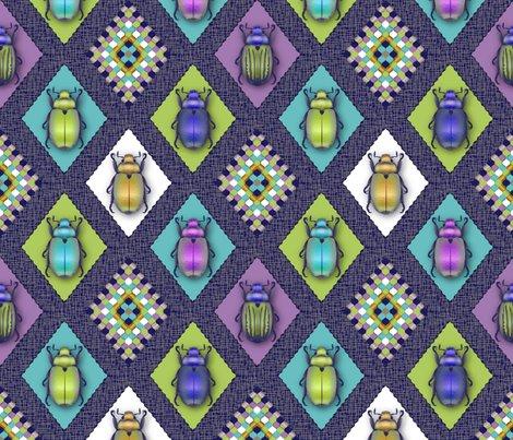 Rrscarabs_quilt_contrast_shop_preview