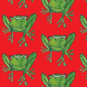 frog_princess_on_red-ch