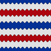 Horizontal Americana Wave