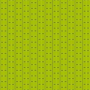 Leafy Green Geometric
