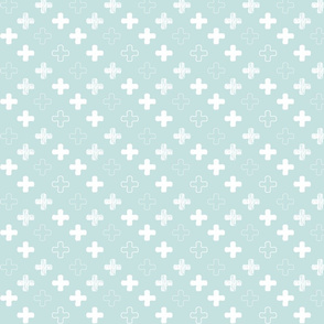 plusjes-patroon-blauw