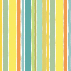 Citrus Stripes