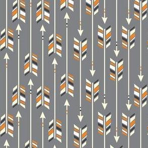 Small Arrows: Orange Appeal