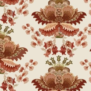 Crewel Damask