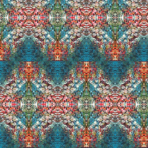 emerald zigzag