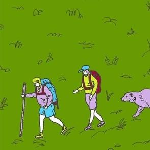 Followed by Wildlife