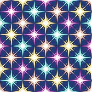 Lesser Stars - Blue
