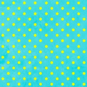 Jungle Polka Dots