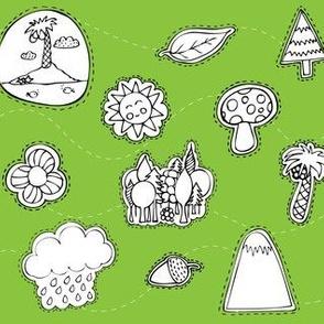Nature Doodle