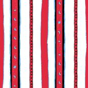 LadyBug Stripe