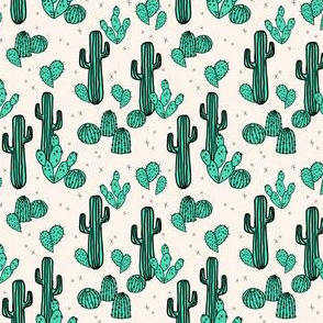 cactus // cacti plants southwest houseplants tropical trend summer cacti