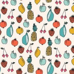 Tutti Fruit - Small Scale by Andrea Lauren