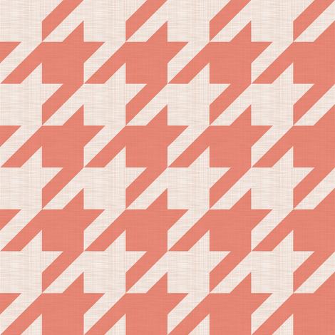 The Houndstooth Check ~ Lady Hamilton ~ Linen Luxe