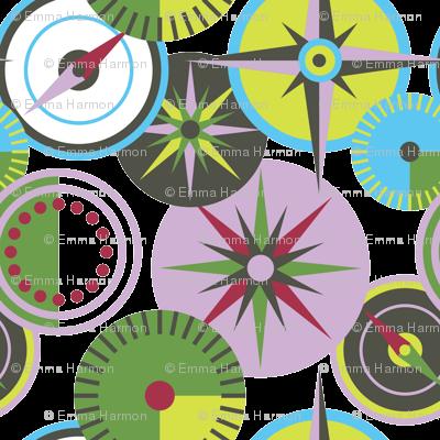 Compass Geometric