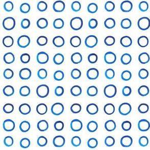 Micro Blue Circles