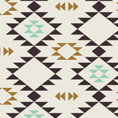 Navajo - Golden Brown Mint