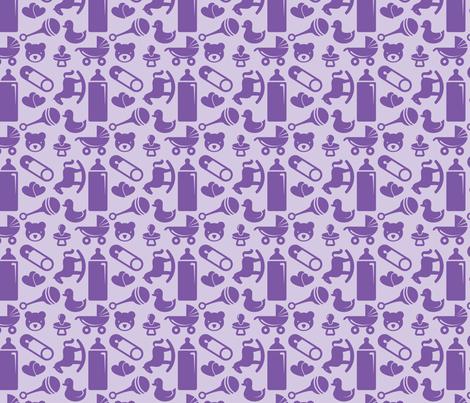 Baby (purple)