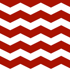 Turkey Red ~ Adrianople ~ Chevron
