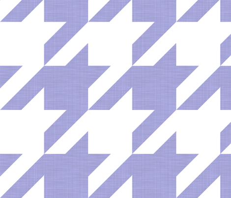 The Houndstooth Check ~ Regency ~ Linen Luxe