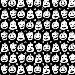 Scribble Goth: Jack-o-Lanterns