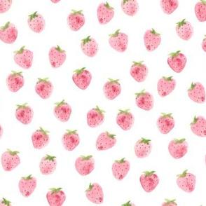 Strawberries by Wonder Forest