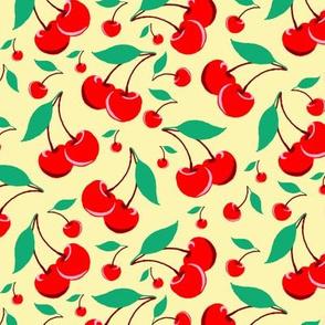 Cherry - Yellow