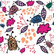 autumn bugs