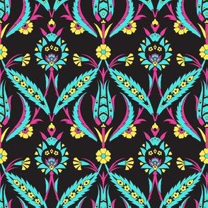 turkish tile - neon