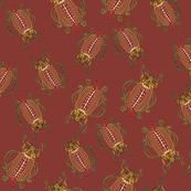 Waistcoat_Beetles_on_Maroon.