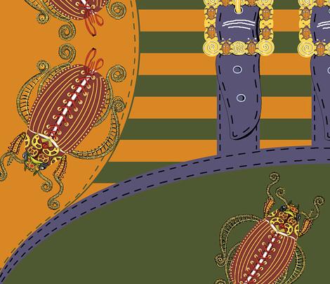 Steampunk Beetles_on_a_Waistcoat