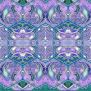 Purple is as Purple Does