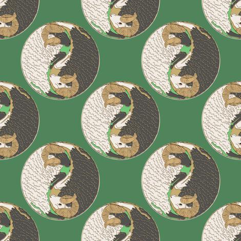 Yin Yang Sheep