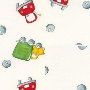 Cars and Trucks 2