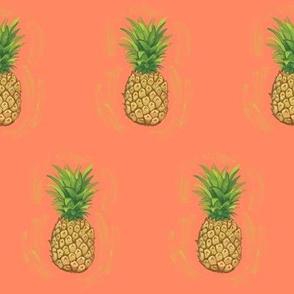 Fruit Salad Pineapples