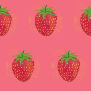 Fruit Salad - Strawberry