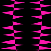 Tribal Pink & Black