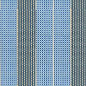 india sari design floral print blue