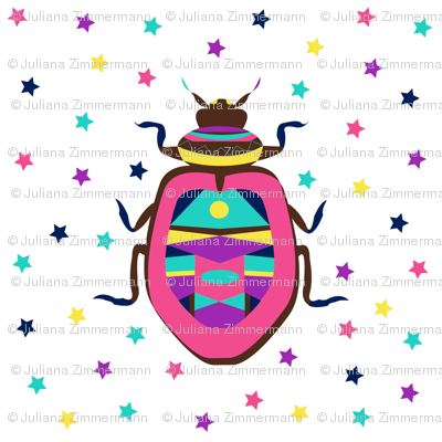 Colorful Beetle