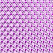 Happy Birthday Balloons pink by Roseanne Jones