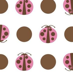 Beetles_Polkadot_brownPink1