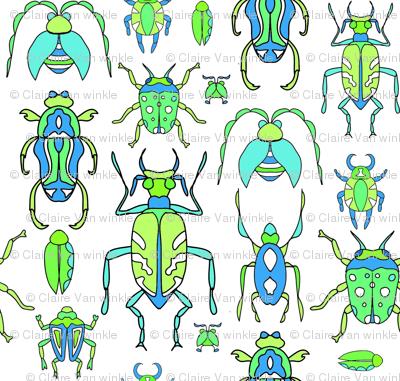 Flouncy Beetles