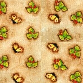 Baby Safari Butterflies