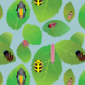 Beetles_for_Spoonflower